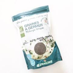 sachet de graines à germer que l'on trouve en magasin bio